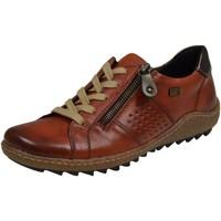 Skor Dam Sneakers Remonte Dorndorf R471738 Röda