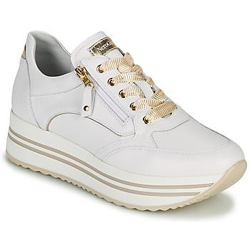 Skor Dam Sneakers NeroGiardini DAKOTA Vit