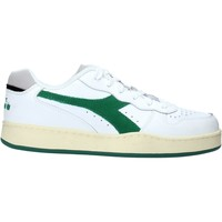 Skor Herr Sneakers Diadora 501175757 Vit