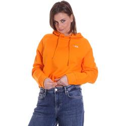 textil Dam Sweatshirts Fila 687992 Orange
