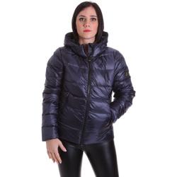 textil Dam Täckjackor Refrigiwear RW5W09000NY9132 Blå