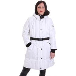 textil Dam Täckjackor Refrigiwear RW8W05601NY9131 Vit