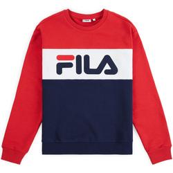 textil Barn Sweatshirts Fila 688145 Röd