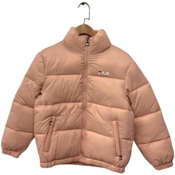 textil Barn Täckjackor Fila 688419 Rosa