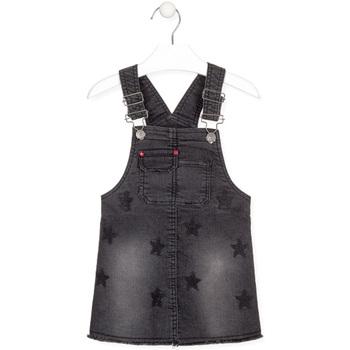 textil Flickor Uniform Losan 026-7032AL Svart