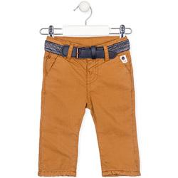 textil Pojkar Byxor Losan 027-9003AL Gul