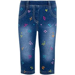 textil Flickor Jeans Losan 028-6022AL Blå