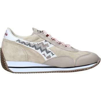 Skor Dam Sneakers Diadora 201172772 Beige