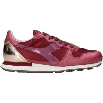 Skor Dam Sneakers Diadora 201172775 Röd