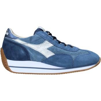 Skor Dam Sneakers Diadora 201173898 Blå