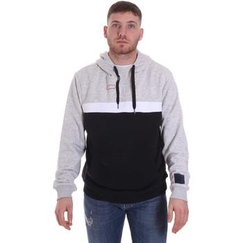 textil Herr Sweatshirts Fila 683181 Grå
