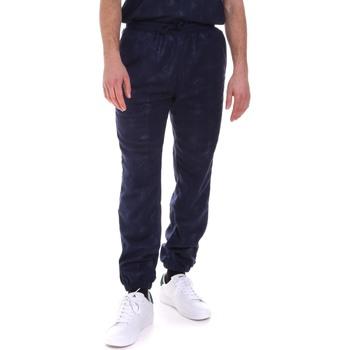 textil Herr Joggingbyxor Fila 687880 Blå