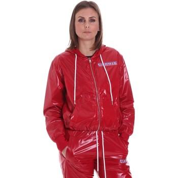textil Dam Jackor La Carrie 092M-TJ-430 Röd