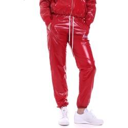 textil Dam Joggingbyxor La Carrie 092M-TP-431 Röd