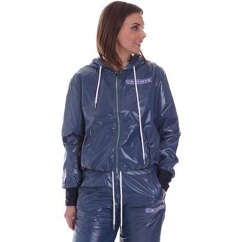 textil Dam Jackor La Carrie 092M-TJ-440 Blå