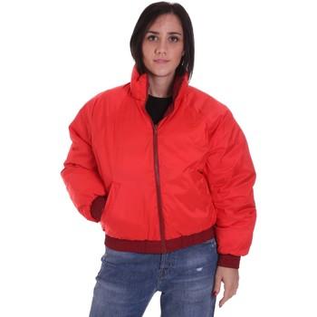 textil Dam Täckjackor Levi's 23456-0001 Röd