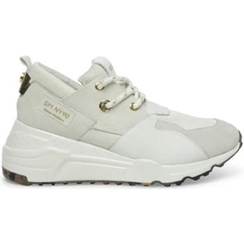 Skor Dam Sneakers Steve Madden SMPCLIFF-WHTWHT Vit