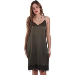 textil Dam Korta klänningar Jijil JPI19AB519 Grön