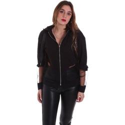 textil Dam Sweatshirts Jijil JSI19FP020 Svart