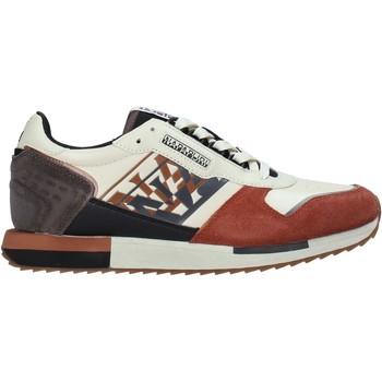 Skor Herr Sneakers Napapijri NA4F24 Vit