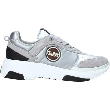 Skor Dam Sneakers Colmar TRAVIS L Silver