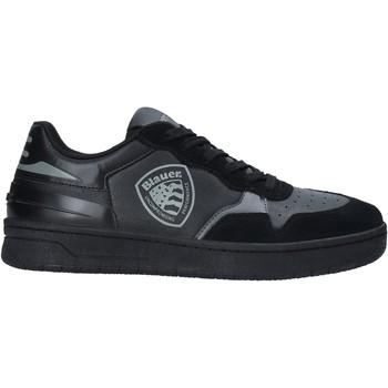 Skor Herr Sneakers Blauer F0DAYTON01/TUC Svart