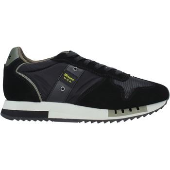 Skor Herr Sneakers Blauer F0QUEENS01/CAM Svart