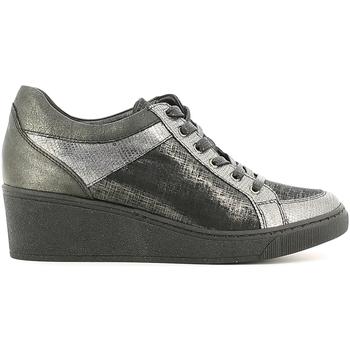 Skor Dam Sneakers Grunland SC2062 Grå