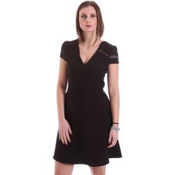 textil Dam Korta klänningar Dixie A529M068 Svart