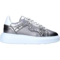 Skor Dam Sneakers Manila Grace S016LW Silver