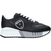 Skor Herr Sneakers Blauer F0MYRTLE02/LEA Svart
