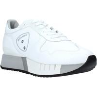 Skor Herr Sneakers Blauer F0MYRTLE02/LEA Vit