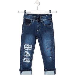 textil Barn Jeans Losan 025-6038AL Blå