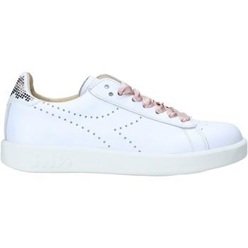 Skor Dam Sneakers Diadora 201.172.796 Vit