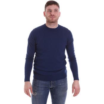 textil Herr Tröjor John Richmond CFIL-117 Blå