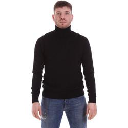 textil Herr Tröjor John Richmond CFIL-007 Svart