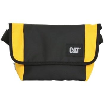 Väskor Väskor Caterpillar Detroit Courier Bag Svarta, Gula