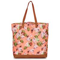 Väskor Dam Shoppingväskor Superdry LARGE PRINTED TOTE Rosa