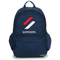 Väskor Ryggsäckar Superdry SPORT STYLE MONTANA Blå