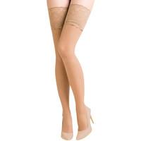 Underkläder Dam Strumpyxor Gabriella 201-EXCLUSIVE BEIGE Beige
