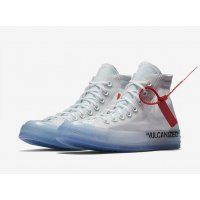 Skor Sneakers Converse Chuck Taylor 70 x Off-White