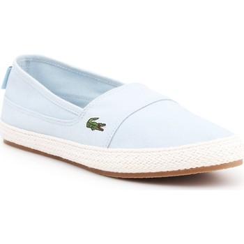Skor Dam Sneakers Lacoste Marice 218 1 CAW 7-35CAW004252C blue