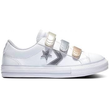 Skor Barn Sneakers Converse Star player 3v ox Vit