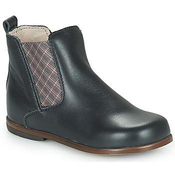 Skor Flickor Boots Little Mary ARON Blå
