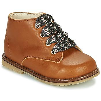 Skor Flickor Höga sneakers Little Mary JUDITE Brun