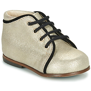 Skor Flickor Höga sneakers Little Mary MEGGIE Silver