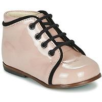 Skor Flickor Höga sneakers Little Mary MEGGIE Rosa