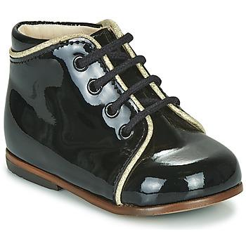 Skor Flickor Höga sneakers Little Mary MEGGIE Svart