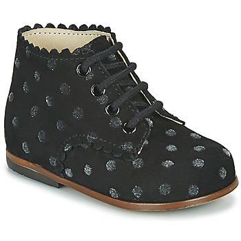 Skor Flickor Höga sneakers Little Mary VIVALDI Svart