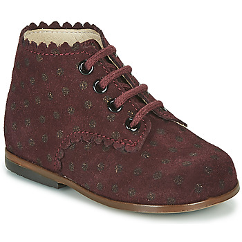 Skor Flickor Höga sneakers Little Mary VIVALDI Bordeaux